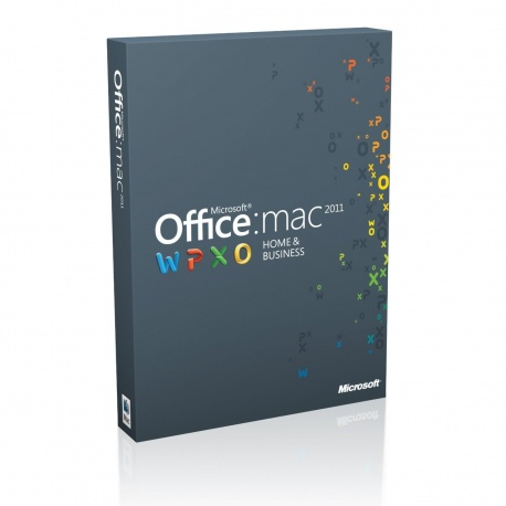 Microsoft Office 2011 Home & Business MAC